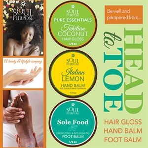 Picture of Head to Toe Trio Gift Set
